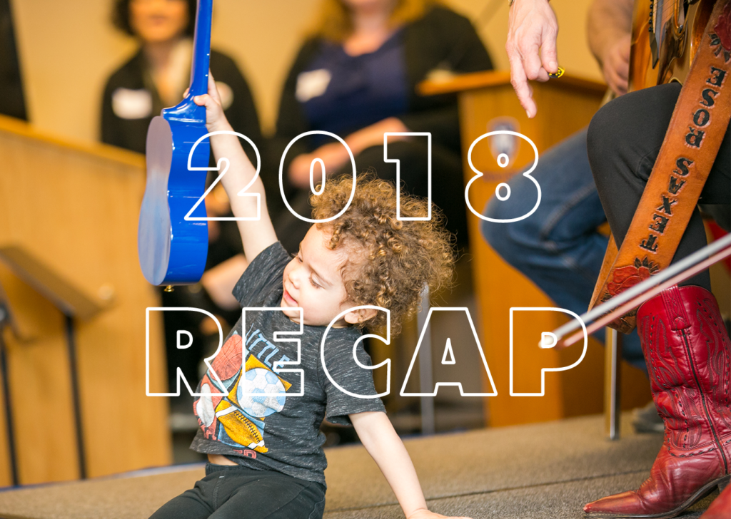 Click here for a recap of Young At Art 2018!